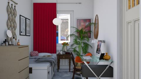 Something Borrowed - Classic - Bedroom - by HenkRetro1960