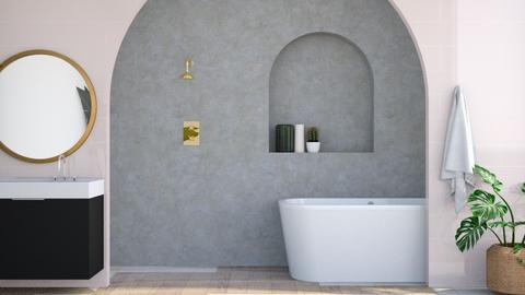 The Curve  - Bathroom  - by CFRS2008
