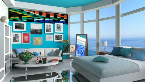 Cape Point  - Modern - Bedroom - by Nhezart Designs
