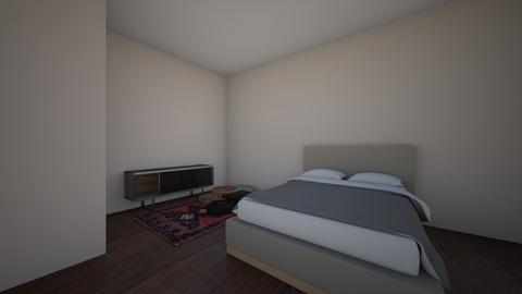 Simple Bedroom - Bedroom - by mrsbadazz2016