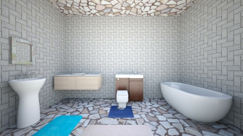 good woow - Eclectic - Bathroom  - by dodo dod