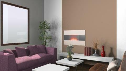 70s - Retro - Living room  - by annan28