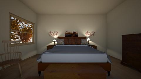 fall - Bedroom  - by samson1128