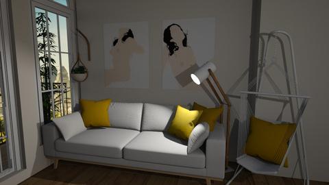Abbey Studio Apartment - by lsrrzn