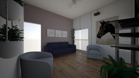 Sala Casa nova - Living room  - by edwanderley