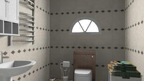 Toilet - Classic - Bathroom  - by sasalex88