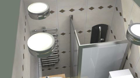 Reio - Minimal - Bathroom  - by reiokoka