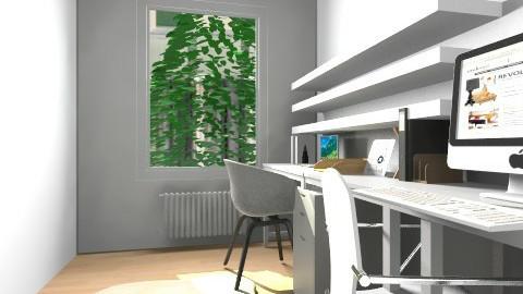 Jr studios Office 3 - Minimal - Office  - by Jens Rosengren