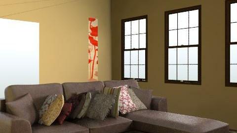 interior design - Country - Living room  - by rachelpearlerickson