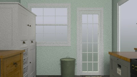 kitchen - Vintage - Kitchen  - by emmahw