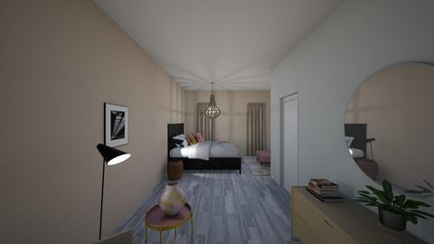 Slaapkamer Meral - Bedroom - by Estasi Interior
