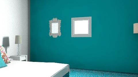 my room - Vintage - Bedroom  - by 0701028