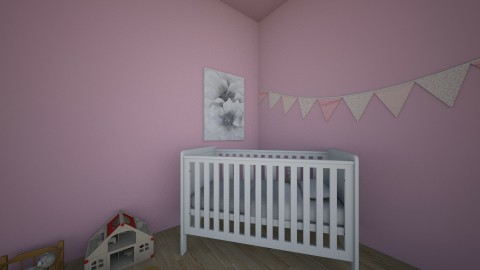 Babygirl Nursery - Country - Kids room  - by ItzKiKi