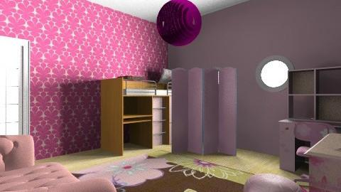 wfgfgd - Minimal - Kids room  - by gizzzzz_