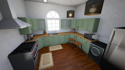 Kitchen - Kitchen  - by Rashad Sw
