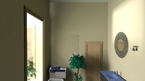 0208 - Country - Bathroom  - by zeland