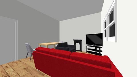 Laura Kendrick - Living room  - by laura_kendrick