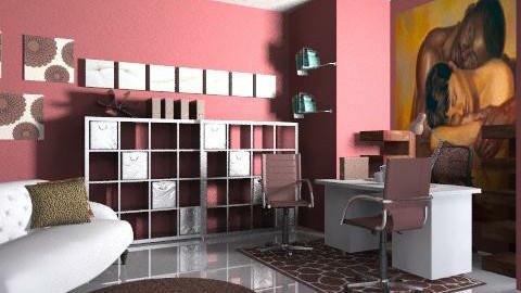 Disturbia - Modern - Office - by SariJo