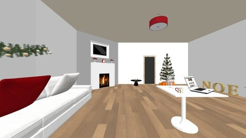 Relax for the Holidays - Minimal - Living room  - by ejm10