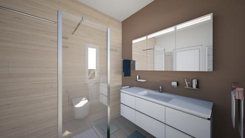 Cologno solo bagno nost4 - Bathroom - by natanibelung