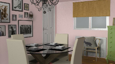 t18_napoleone - Dining Room  - by gingerpantz