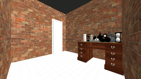 Dream Room - Vintage - Office  - by SkyeGabriel