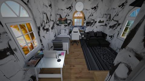 Gaming bedroom 4 - by nanta_gay
