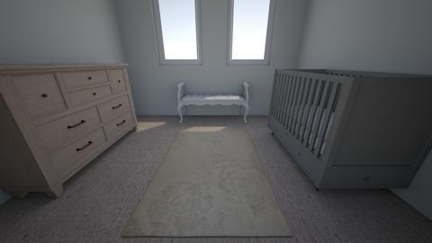 Ellie - Bedroom  - by brittanydelozier
