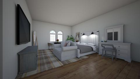 with jeffrien - Bedroom  - by eri1485