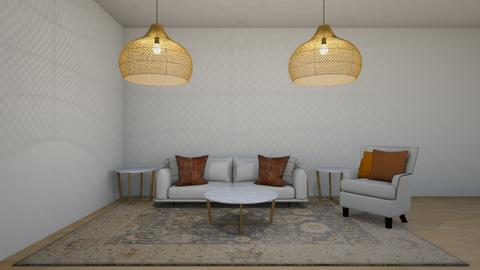 Draft - Living room  - by Gracie Girot