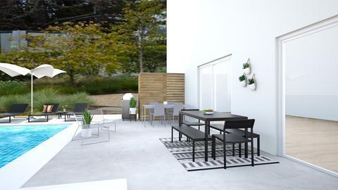 DWR Susan pool area 4 - Garden - by mikaelawilkins