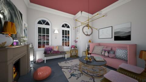 Details - Retro - Living room  - by anairdna