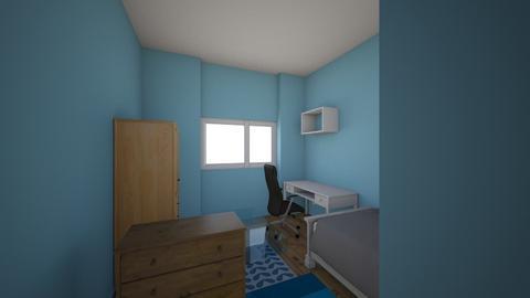 nowy pokoj - Living room  - by kalet1984
