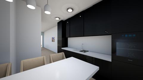 Hoofddorp - Modern - Living room - by hfranzen