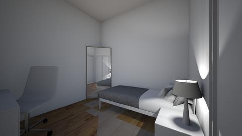 hot pinki - Bedroom  - by LindaMontemayor