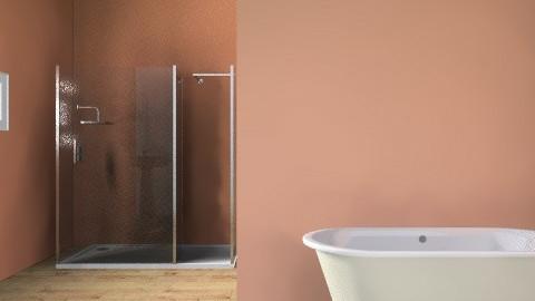 Banheiro teste ;s - Classic - Bathroom  - by Aryel Azambuja