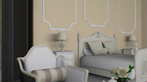 Bedroom 3 - Classic - Bedroom  - by Jann F