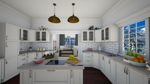 kitchen - Kitchen  - by ANAAPRIL