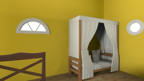 My Awesome Room - Country - Garden - by Ellissa Hohensee