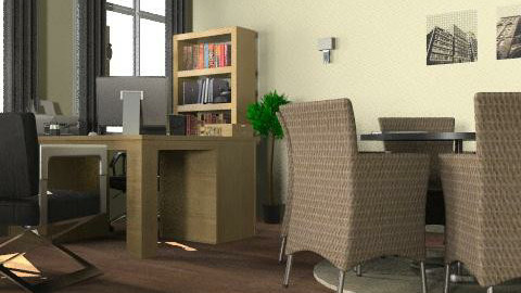 Office2 - Classic - Office  - by laurencooperx
