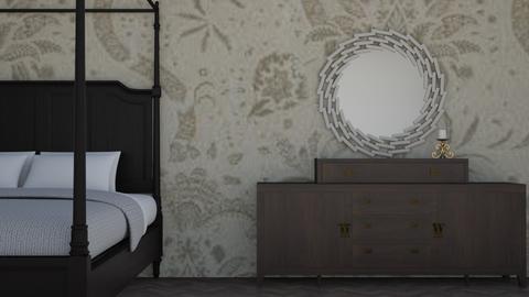 Indian bedroom - Bedroom  - by Aristar_bucks