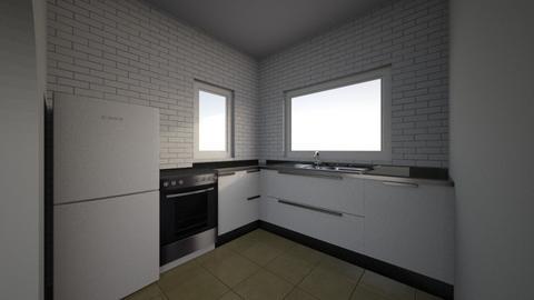 Cocina - Kitchen - by soriolo