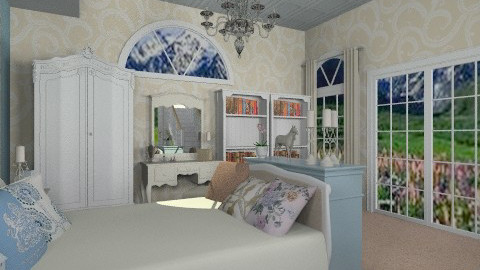 Pastelle - Classic - Bedroom - by Teddy Bear 06