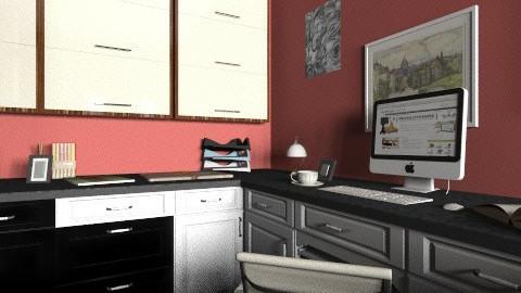 Work Space - Modern - Office  - by RaeRachelle
