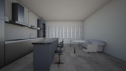 Tatums Kitchen  - Modern - Kitchen  - by Tatum K