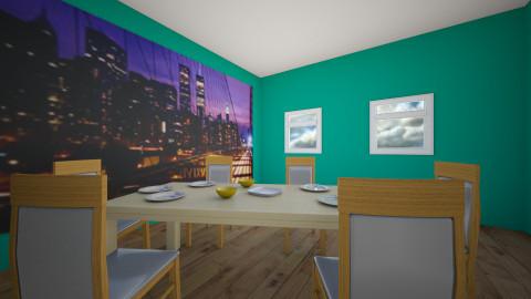 living 3 - Living room - by tizziana leivas