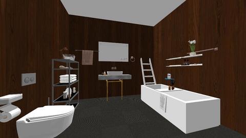 bath - Classic - Bathroom  - by Jedyku