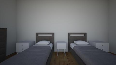 girls room - Bedroom  - by summertime225