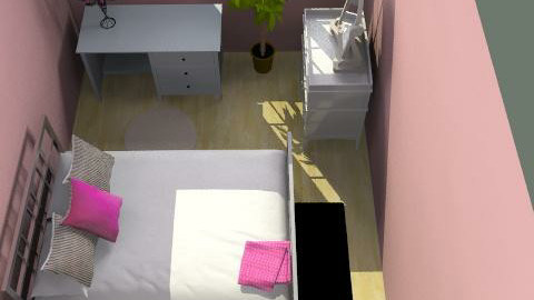 Anna - Glamour - Bedroom  - by glamallie