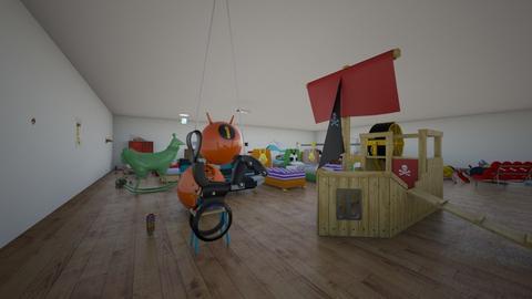Weird stuff Gallery - by 4001815